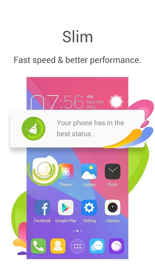Go Launcher Ex Fran 231 Ais Applications Android Sur