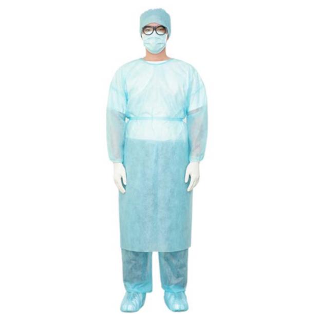Quần áo phòng dịch 1 lần có khả năng tự phân huỷ
