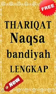 Thariqat Naqsabandiyah Lengkap - náhled