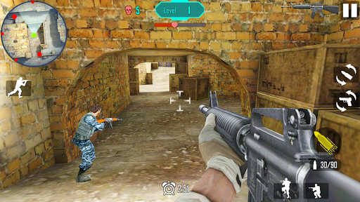 Télécharger Guerre Gun Shoot mod apk screenshots 6