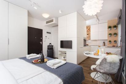 Grzegorzecka Serviced Apartment