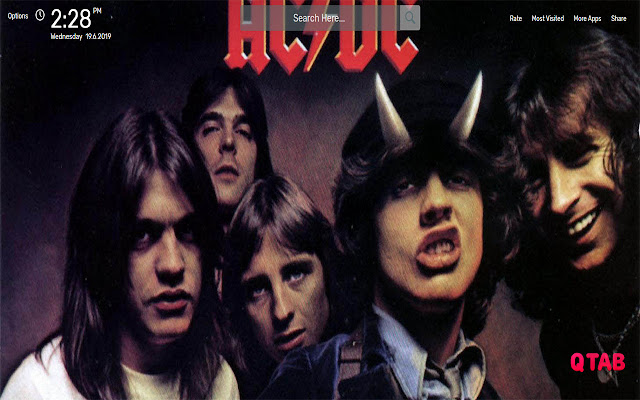 ACDC Wallpapers HD Theme
