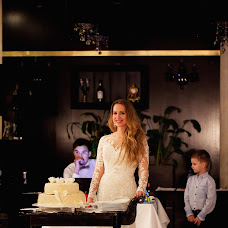 Wedding photographer Anastasiya Sorokina (fotosorokina). Photo of 11.03.2017