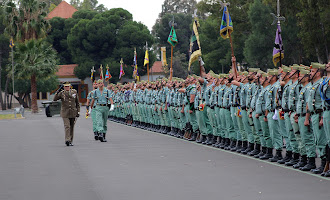 Conmemoración Combate de Edchera, la Legión 2020
