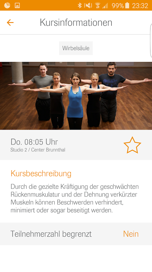 body + soul Fitness- screenshot