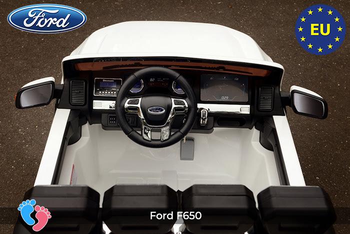 Ô tô điện Ford Ranger DK-F650 18