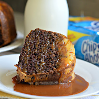 Delicious Chips Ahoy! Chocolate Flan Cake – With a Twist
