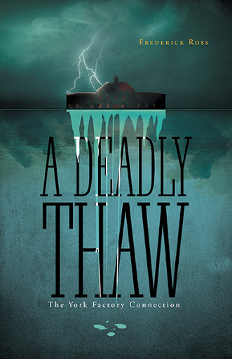 A Deadly Thaw cover