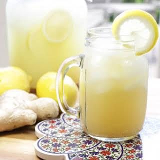 Ginger Lemonade.