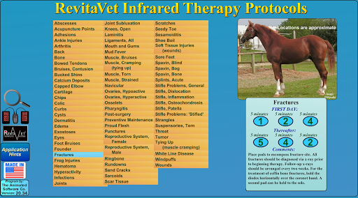 RevitaVet Infrared Therapy 20.60 screenshots 6