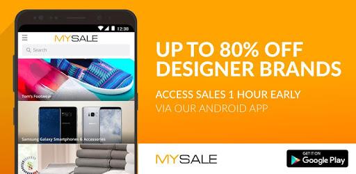 Приложения в Google Play – Mysale