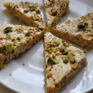 Sicilian Pistachio Cookies.