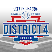 Oregon D4 Little League