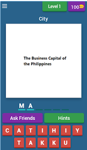 Cities In The Philippines Quiz - náhled