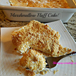 Marshmallow Fluff Cake Recipes