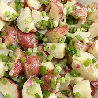 Red Skin Potato Salad With Egg Recipes