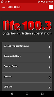 LIFE 100.3- screenshot thumbnail