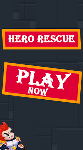 Hero Rescue - pull the pin puzzle game screenshots 3