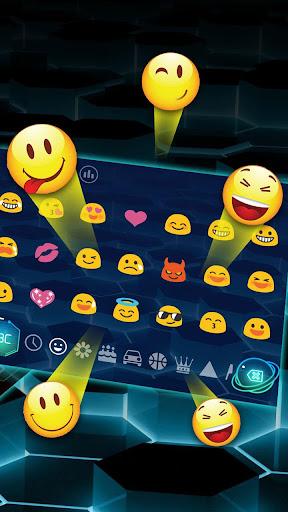 Ripple Block Chain Keyboard 10001003 screenshots 3