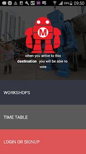 MakerFaire Kuwait - náhled