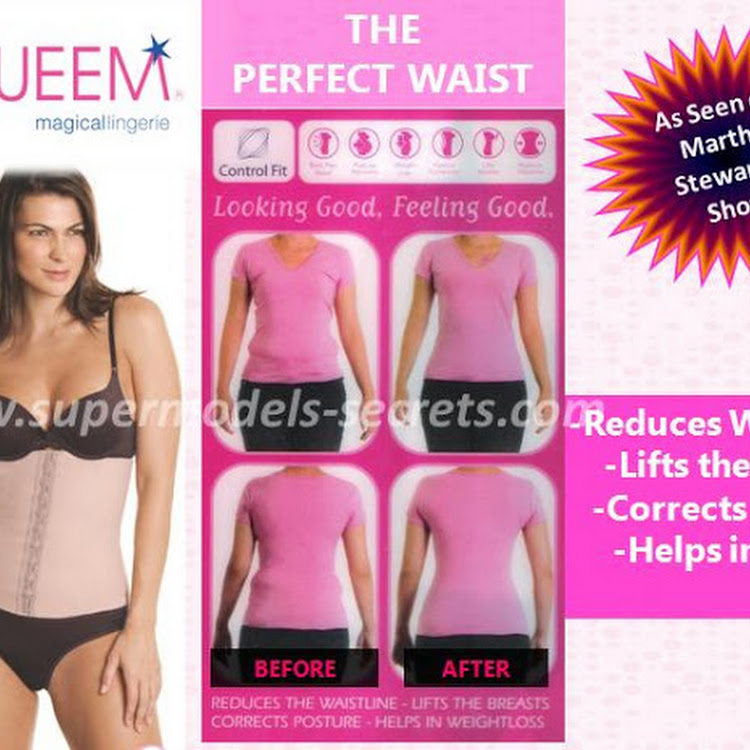 Squeem - The Perfect Waist by Supermodels Secrets