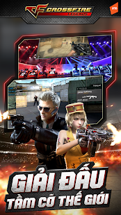 Crossfire: Legends- screenshot thumbnail