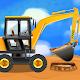 Construction Vehicles & Trucks - Games for Kids