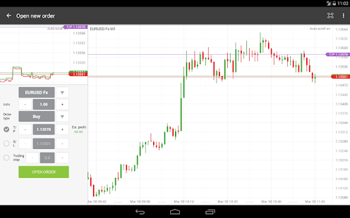xStation - Forex & CFD Trading- screenshot thumbnail