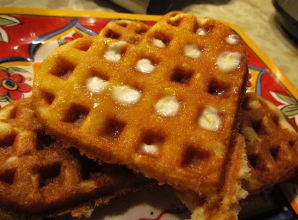 Sweet Heart Buttermilk Corn Bread Recipe