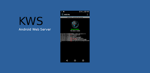 kWS Pro (Android Web Server) – Applications sur Google Play