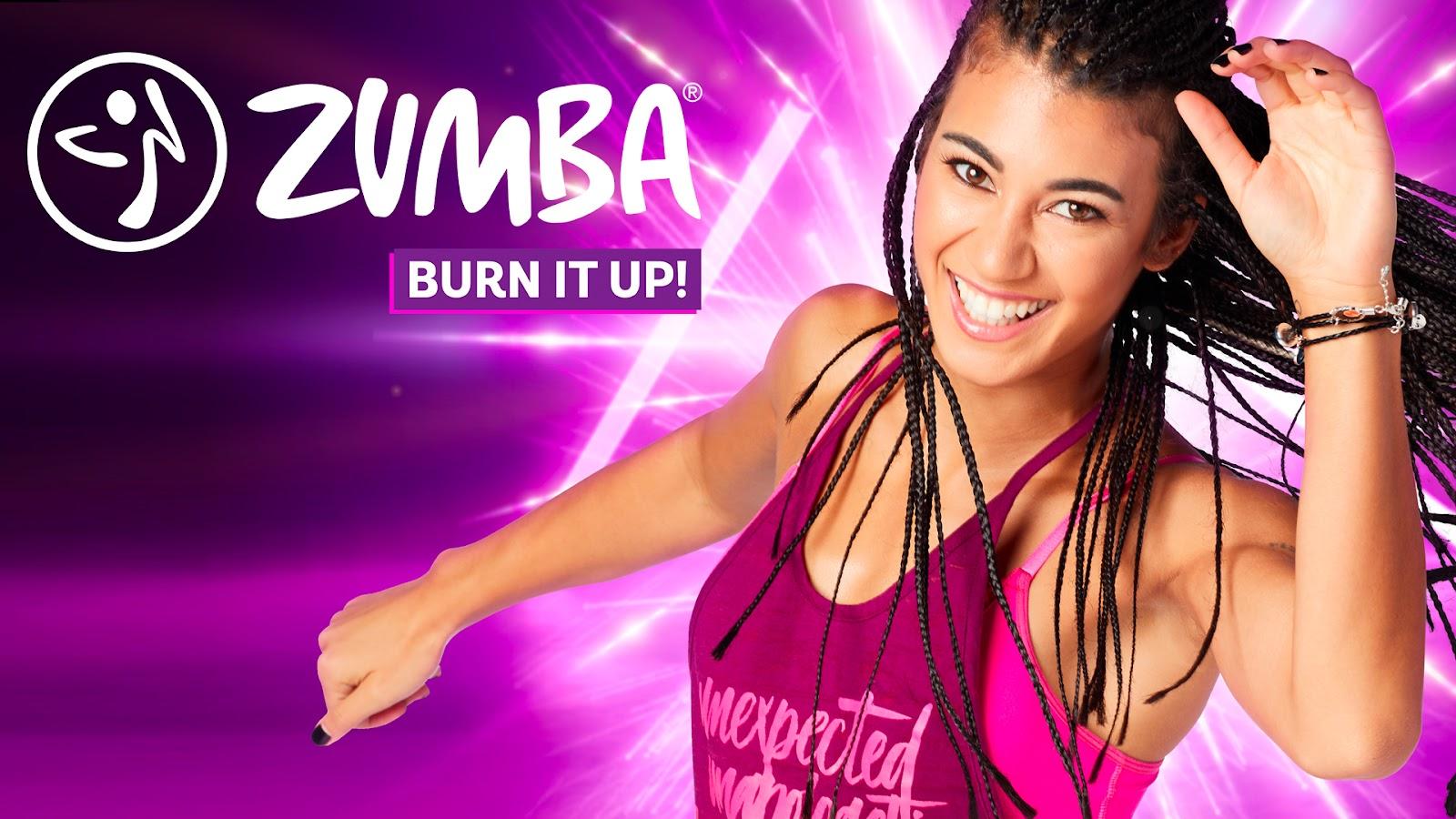 Resultado de imagem para Zumba Burn It Up!