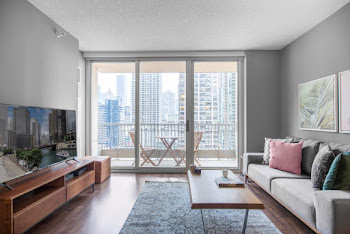 North Wabash Street #1607 Serviced Apartment, Gold Coast