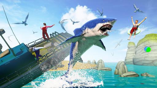 Hungry Shark Attack Simulator: New Hunting Game 30.8 screenshots 5