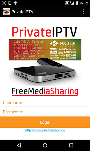 PrivateIPTV