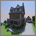 House And Modern Furniture For MCPE PRO icon
