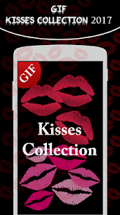 Gif Kisses Collection 2017 - náhled