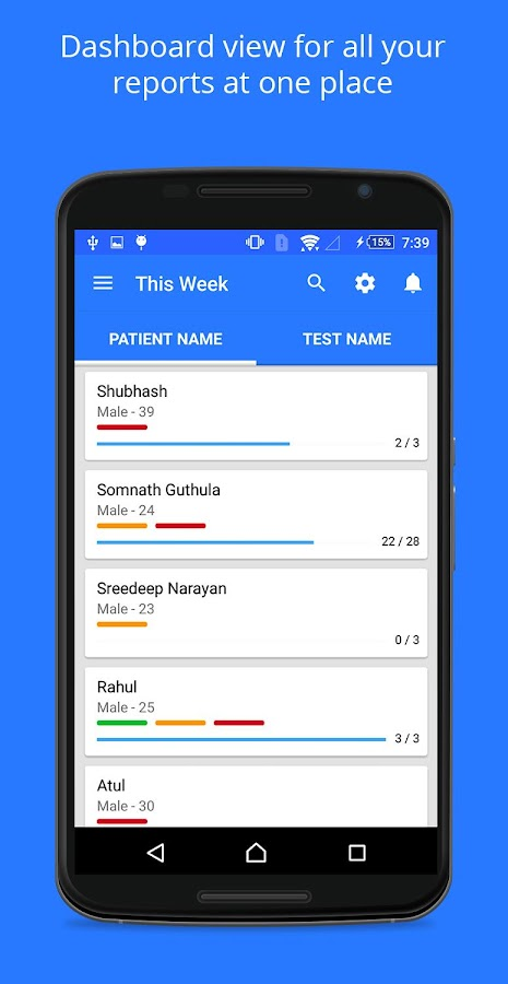 LiveHealth for Doctors- screenshot