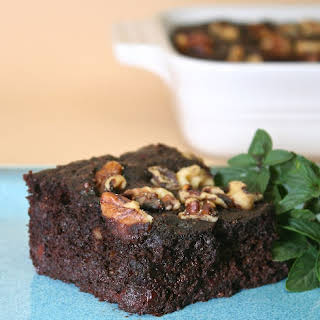 Sweet Potato Paleo Brownies.