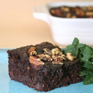 Sweet Potato Paleo Brownies.
