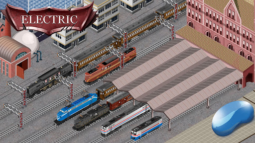 Chicago Train - Idle Transport Tycoon android2mod screenshots 6
