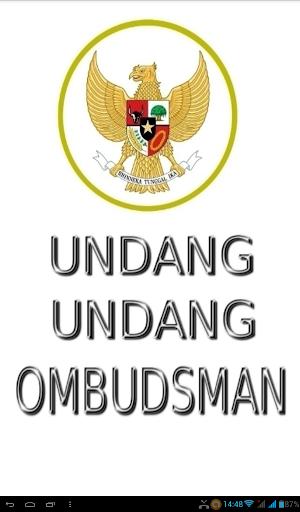 玩免費書籍APP|下載Undang-Undang Ombudsman app不用錢|硬是要APP
