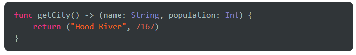 iOS programming language
