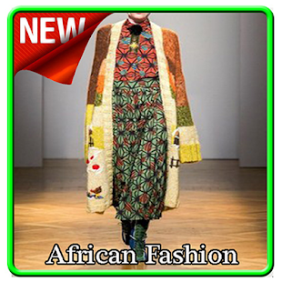 African Fashion - náhled
