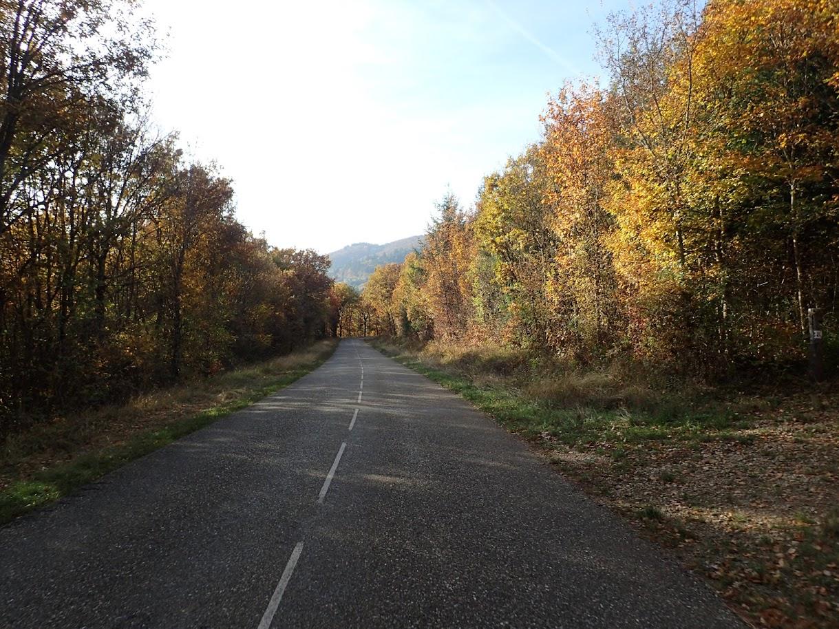 Le descente à Osenbach, un vrai bonheur