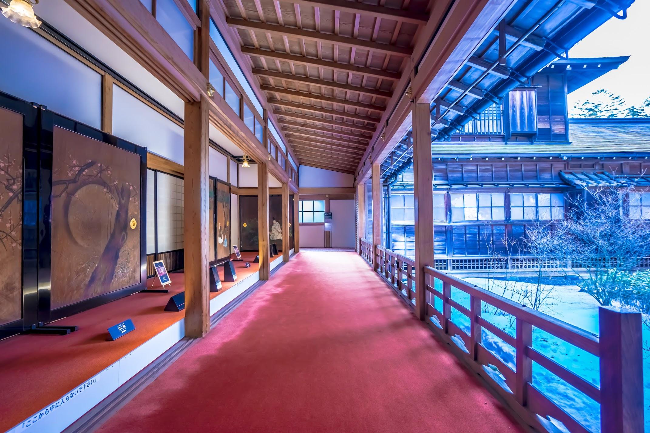 Nikko Tamozawa Imperial Villa Memorial Park4
