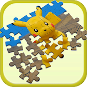 Jigsaw for Pikachu Toys