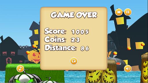 無料冒险Appのハロウィーンスケートボードのジャンプ爆弾|記事Game