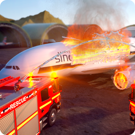American Firefighter Emergency Rescue