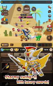 لالروبوت CashKnight ( Soul Event Version ) ألعاب screenshot