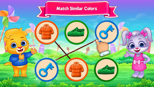 Colors & Shapes - Kids Learn Color and Shape android2mod screenshots 5